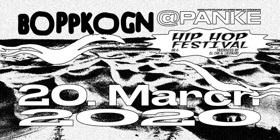 Bopp Kogn Festival #6 + Live Bands