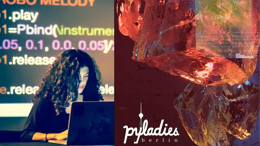 PyLadies Berlin – Kunst Edition