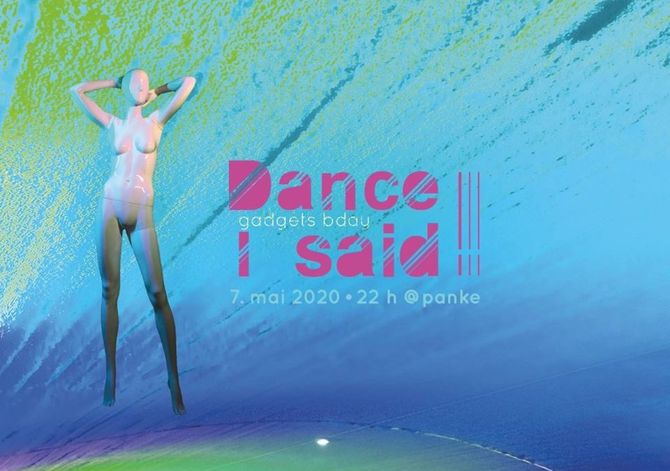 Dance I said V – Birthdance
