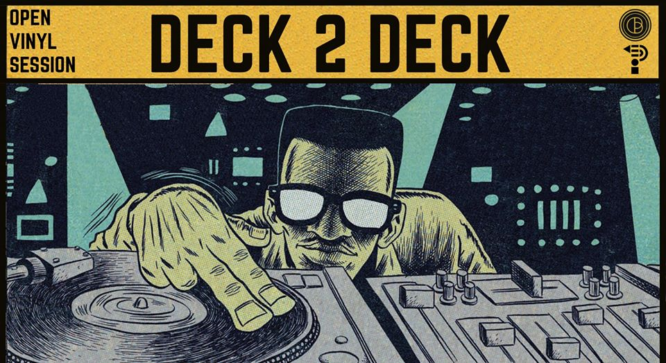CANCELLED Deck 2 Deck // All Night Long!