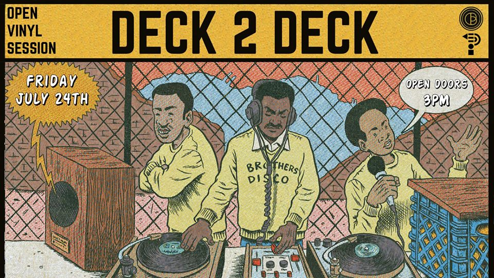 Deck 2 Deck // Garden Session #5