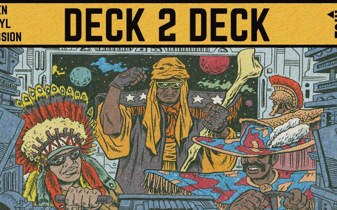 Deck 2 Deck // Garden Session #10